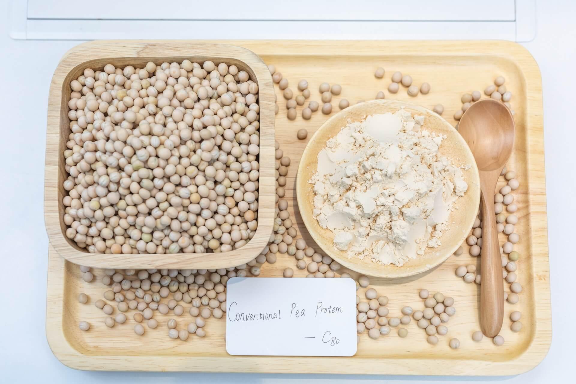 Hua Thai protein TDS - Pea Protein Isolate Powder C80A